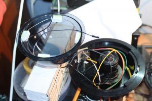 AllSky камера с контроллером и обогревом