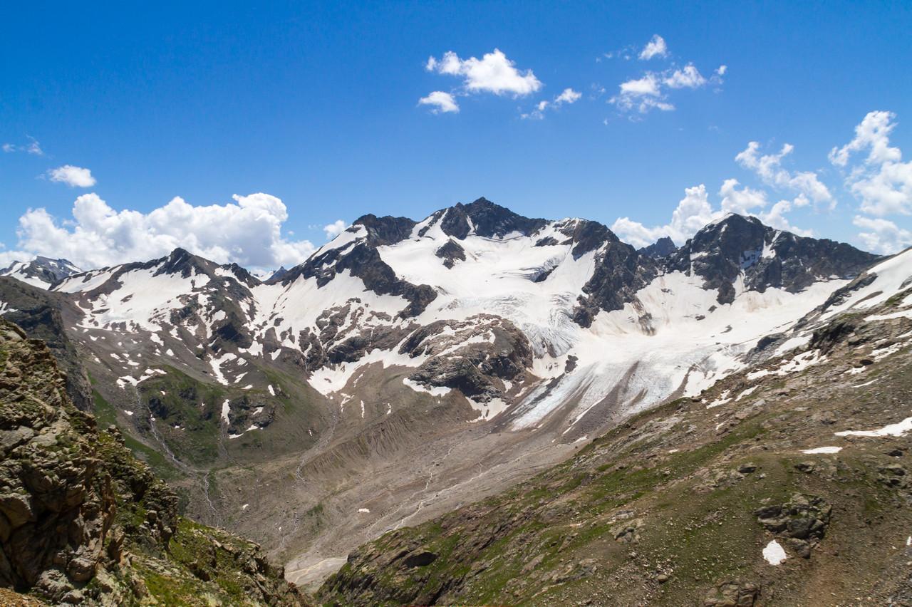 Чунгурджар (гора, ледник, река)