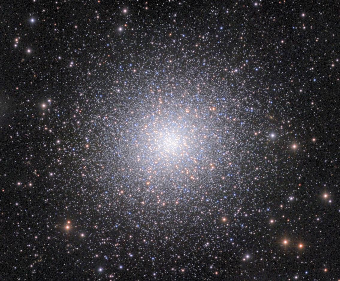 M13 complex 26h half size - M13 - пристальный взгляд на известный шаровик